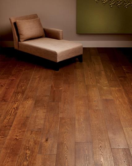 Laminated Parquet Floor